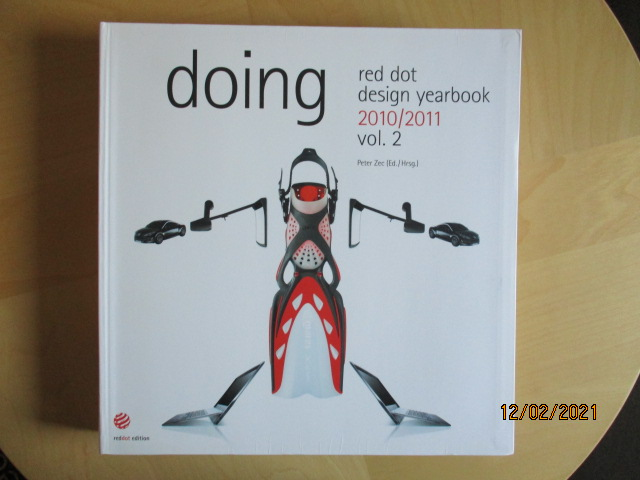 red dot design yearbook 2010/2011. volume 2. doing - Zec, Peter