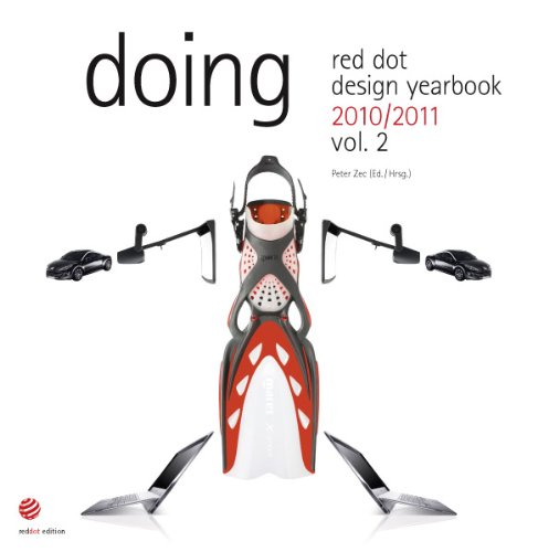red dot design yearbook 2010/2011, vol. 2, doing - Peter, Zec