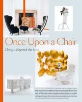 Once Upon a Chair