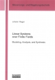 Linear Systems over Finite Fields: Modeling, Analysis, and Synthesis