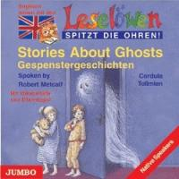 Leselöwen spitzt die Ohren. Stories about ghosts. CD
