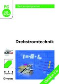 Drehstromtechnik. Version 2.0. CD-ROM für Windows 98/ME/2000/XP