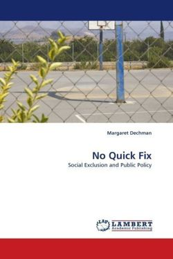 No Quick Fix - Dechman, Margaret
