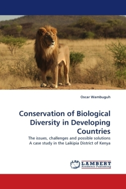 Conservation of Biological Diversity in Developing Countries - Wambuguh, Oscar