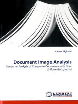Document Image Analysis - Alginahi, Yasser