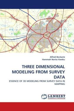THREE DIMENSIONAL MODELING FROM SURVEY DATA
