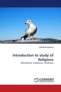 Introduction to study of Religions - Kasomo, Daniel W