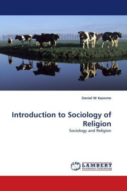 Introduction to Sociology of Religion - Kasomo, Daniel W