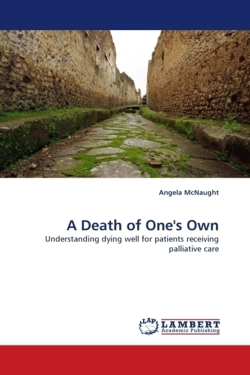 A Death of One's Own - McNaught, Angela