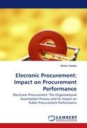 Elecronic Procurement: Impact on Procurement Performance