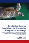 Developing Dynamic Capabilities for Sustainable Competitive Advantage
