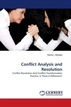 Conflict Analysis and Resolution