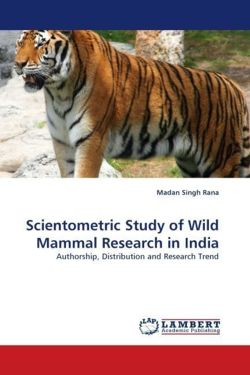 Scientometric Study of Wild Mammal Research in India