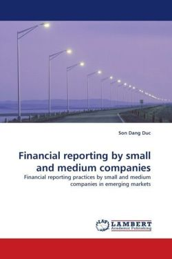 Financial reporting by small and medium companies - Dang Duc, Son