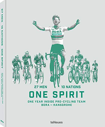 27 Men 10 Nations One Spirit: One Year Inside Pro-Cycling Team Bora-Hansgrohe German Professional Cycling - Teneues