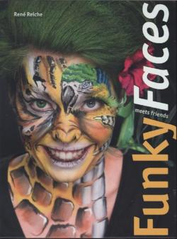 Funky Faces: meets friends