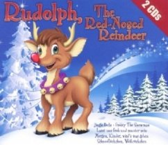 Rudolph The Red-Nosed Reindeer, 2 Audio-CDs - Diverse