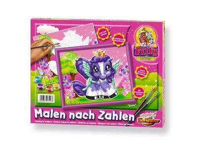Schipper Malen nach Zahlen - Filly Fairy Elvin