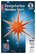 Messina-Stern-Set Orange