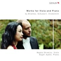 Works for Viola and Piano