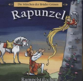 Rapunzel / Rumpelstilzchen, 1 Audio-CD - Grimm, Jacob / Grimm, Wilhelm