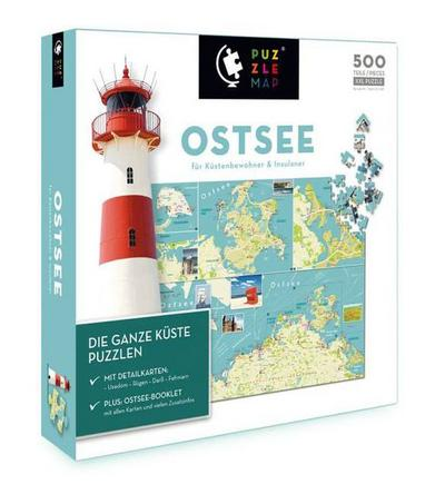 PuzzleMap OSTSEE