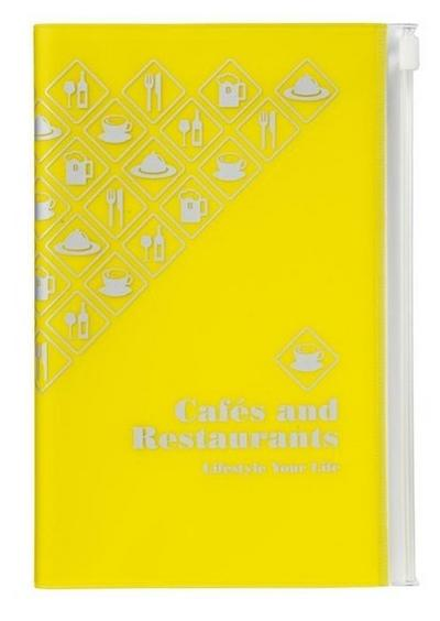 POCKET NOTEBOOK. Yellow Café, Restaurant