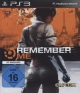 Remember me, PS3-Blu-ray Disc