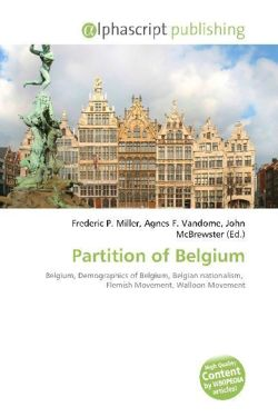 Partition of Belgium
