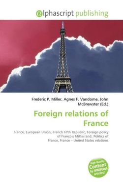 Foreign relations of France
