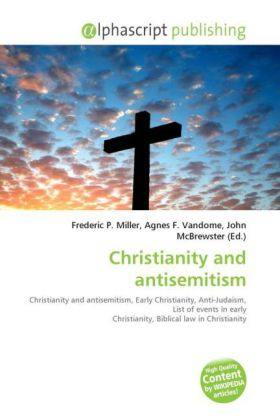 Christianity and antisemitism