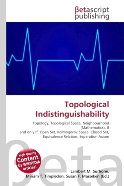 Topological Indistinguishability