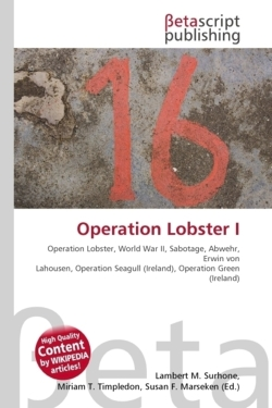 Operation Lobster I