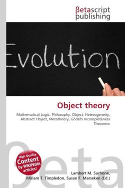 Object theory