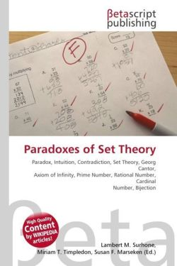 Paradoxes of Set Theory