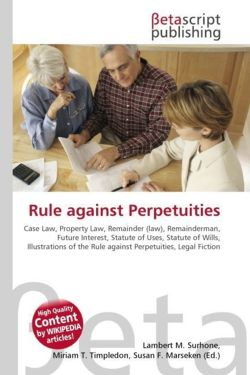 Rule against Perpetuities
