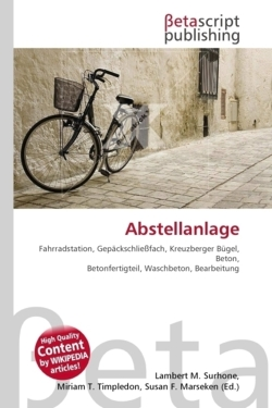 Abstellanlage