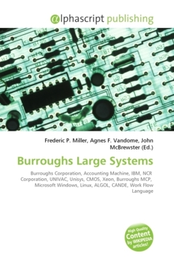 Burroughs Large Systems