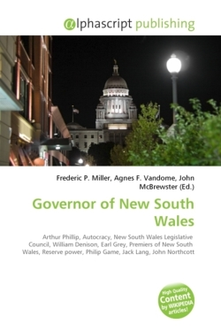 Governor of New South Wales