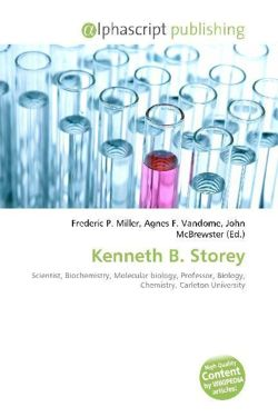 Kenneth B. Storey