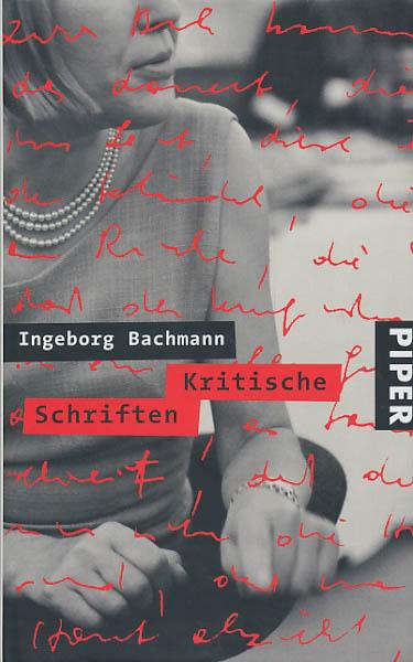 Kritische Schriften. Herausgegeben von Monika Albrecht und Dirk Göttsche.
