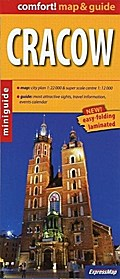 Cracow Comfort! Map & Guide
