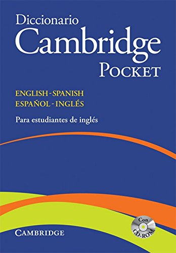 Diccionario Bilingue Cambridge Spanish-English Flexi-Cover Pocket edition - Not Available (Na) Cambridge University Press