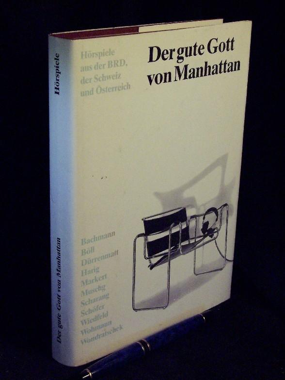 Der gute Gott von Manhattan - Hörspiele aus der BRD, der Schweiz und Österreich.