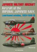 Japanese Military Aircraft: Aircraft of the Imperial Japanese Navy. Land-Based Aviation. 1929-1945 (I)