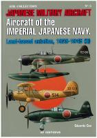 Japanese Military Aircraft: Aircraft of the Imperial Japanese Army: Land-Based Aviation, 1929-1945 (II)