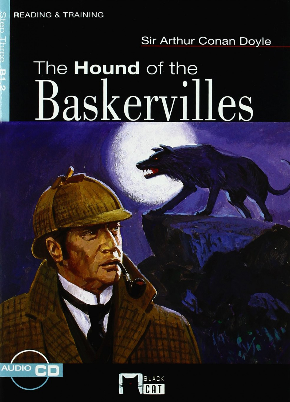 The Hound of the Baskervilles. Book + CD - Cideb Editrice S.R.L.