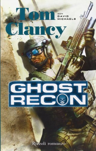Ghost Recon - David Michaels Tom Clancy