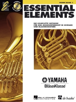 Essential Elements, für Horn, m. 2 Audio-CDs