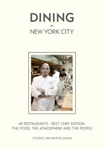 Dining in New York City - Jan Bartelsman